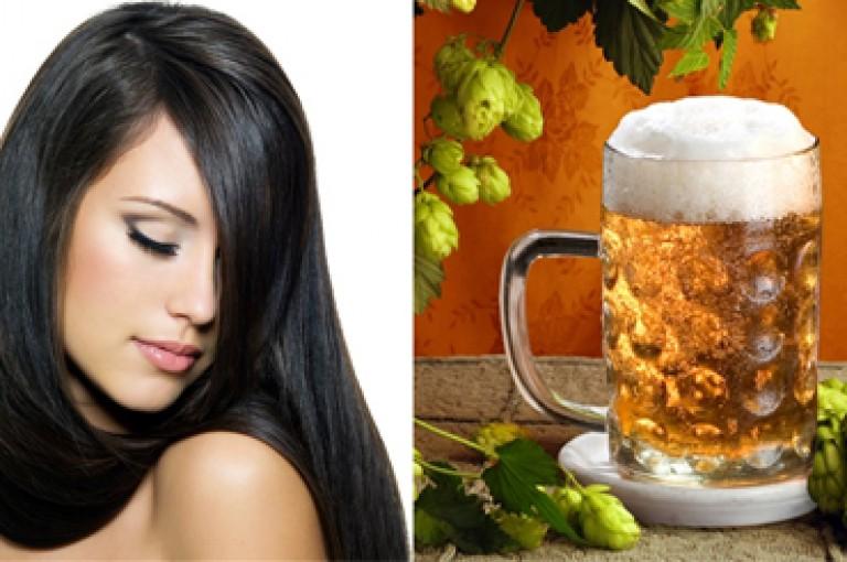 Маска для волос в домашних условиях из пива