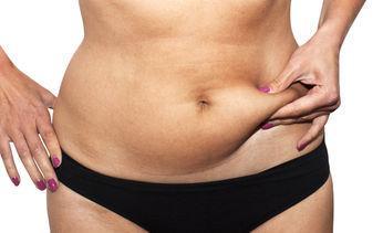 избавиться жира на животе неделю