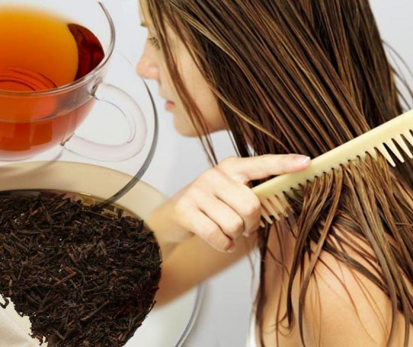 Как покрасить волосы в домашних условиях в русый цвет волос