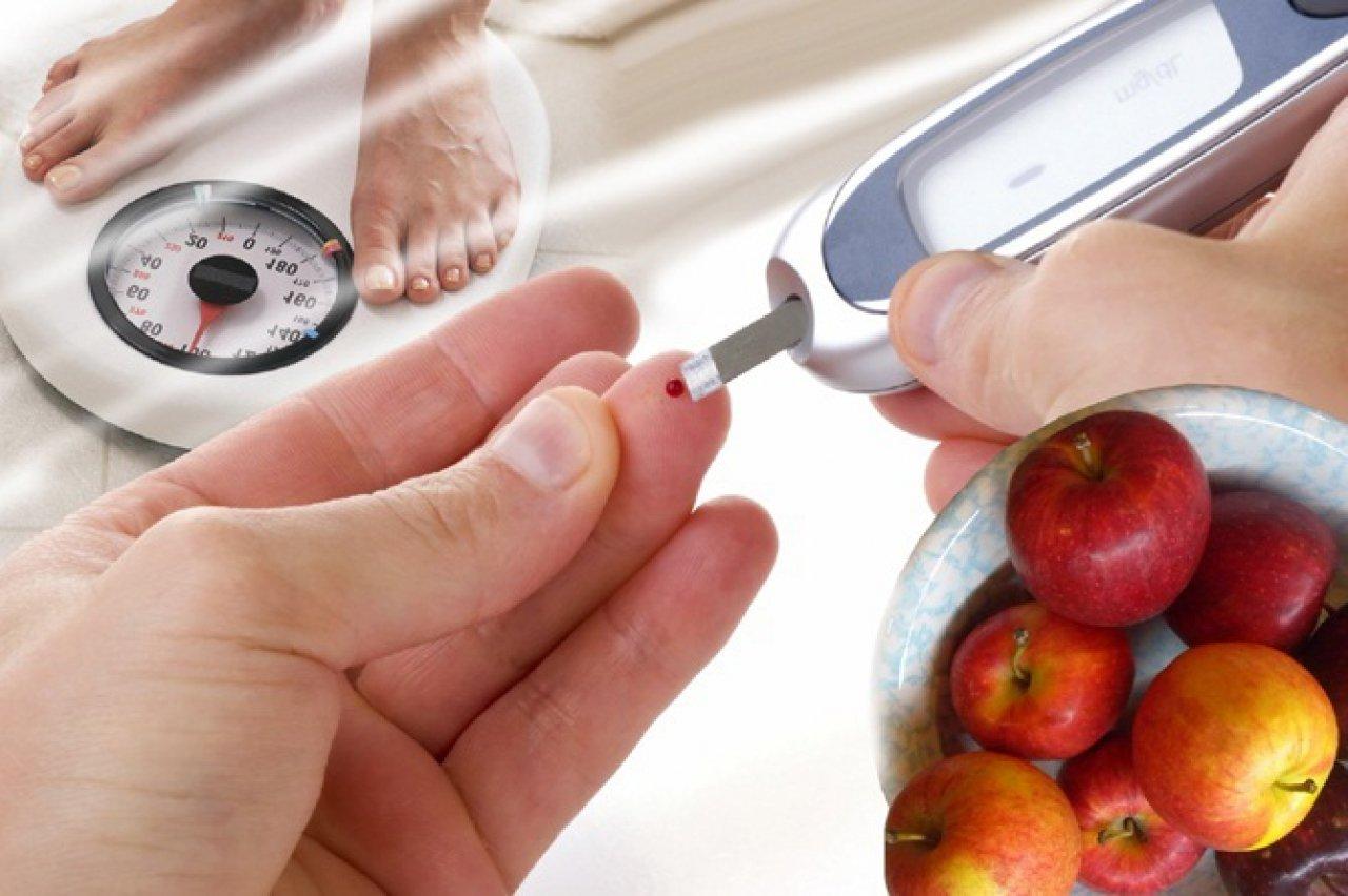 Можно ли печеные яблоки при сахарном диабете 2 типа