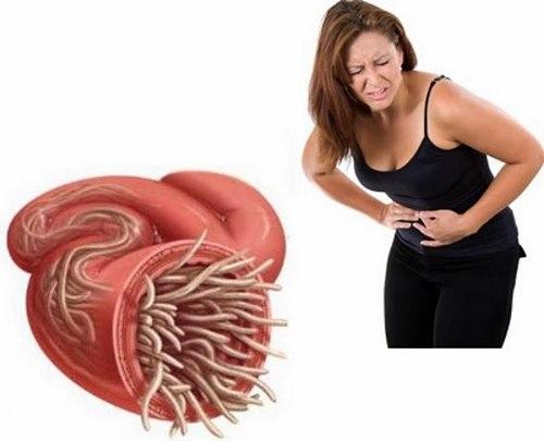 паразиты едят человека изнутри