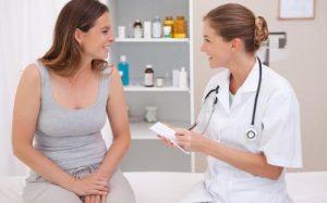 симптомы воспаления яичников