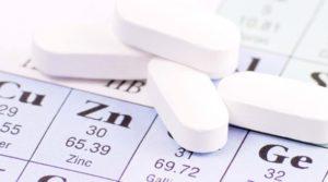 таблетки цинка