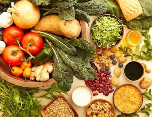 В каких продуктах содержится клетчатка