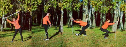 Скандинавская ходьба 3 Скандинавская ходьба: в чем польза, как заниматься
