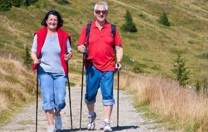 Скандинавская ходьба 4 Скандинавская ходьба: в чем польза, как заниматься