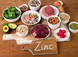 Цинк в продуктах питания Цинк   в каких продуктах содержится данный микроэлемент
