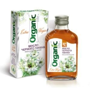Maslo chernogo tmina Organic 100 Масло черного тмина   как применяется в народной медицине