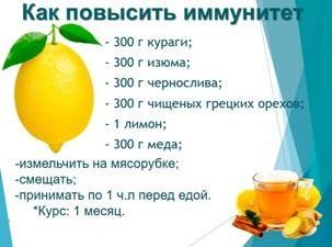 domashnij recept 15 Как поднять иммунитет с помощью народных средств
