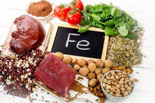 Продукты содержащие железо Продукты содержащие железо   введите их в свой рацион