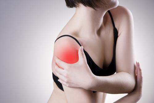 сильная боль Мануальная терапия помогает избавиться от боли в плече