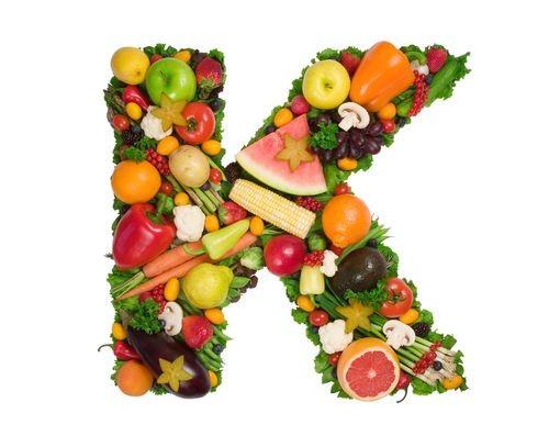 Витамин К Витамин К   в чем польза для здоровья, где содержится