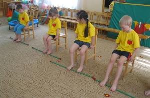 uprazhneniya protiv ploskostopiya v detskom sadu Поперечное плоскостопие   как лечить народными способами