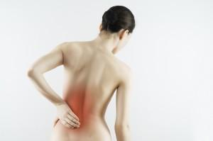 больная спина