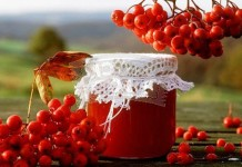 Варенье из красной рябины
