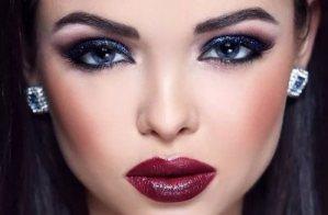 макияж на вечер